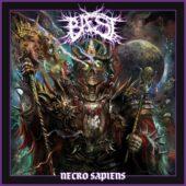 Baest - Necro Sapiens - CD-Cover