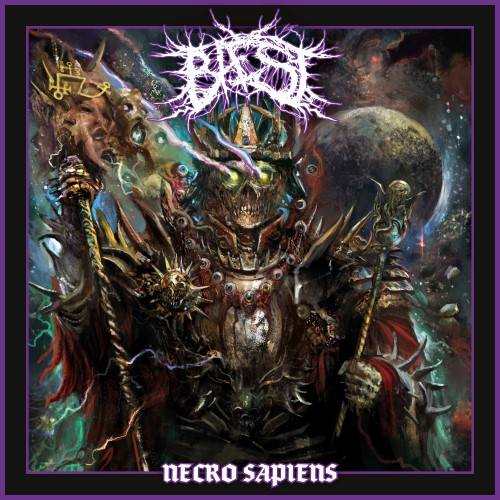 Cover - BAEST – Necro Sapiens