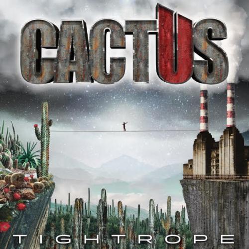 """Das Cover vob """"Tightrope"""" von Cactus"""