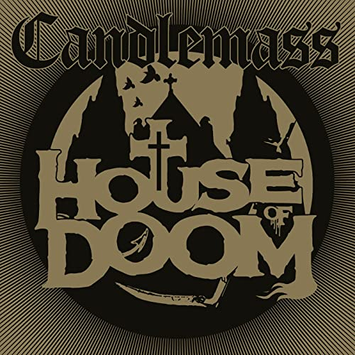 Cover - Candlemass – House Of Doom (EP)