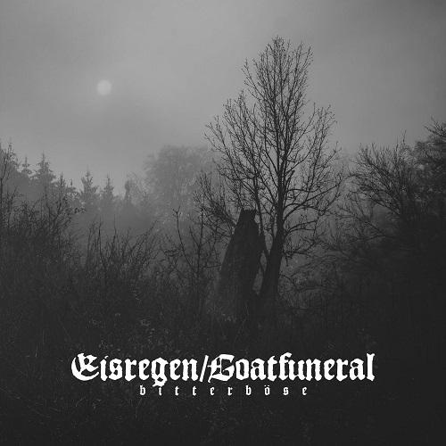 Cover - Eisregen/Goatfuneral – Bitterböse
