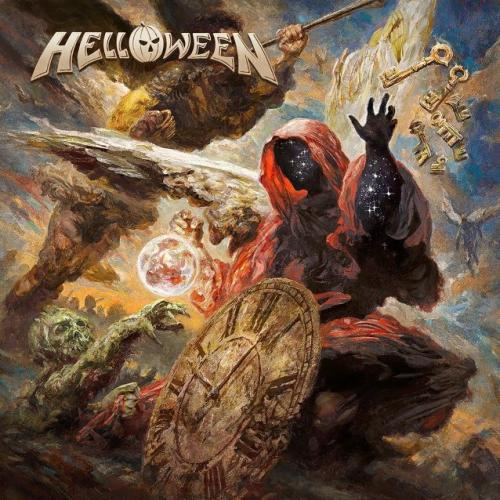 Cover - Helloween – Helloween