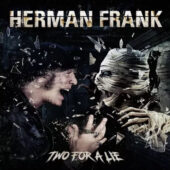 Herman Frank - Two For A Lie - CD-Cover