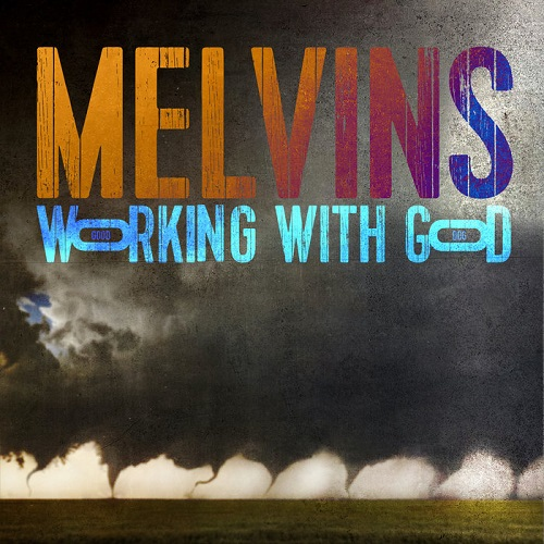Melvins - Working With God - Cover