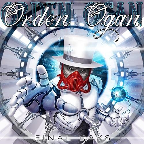 Cover - Orden Ogan – Final Days