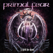 Primal Fear - I Will Be Gone (EP) - CD-Cover