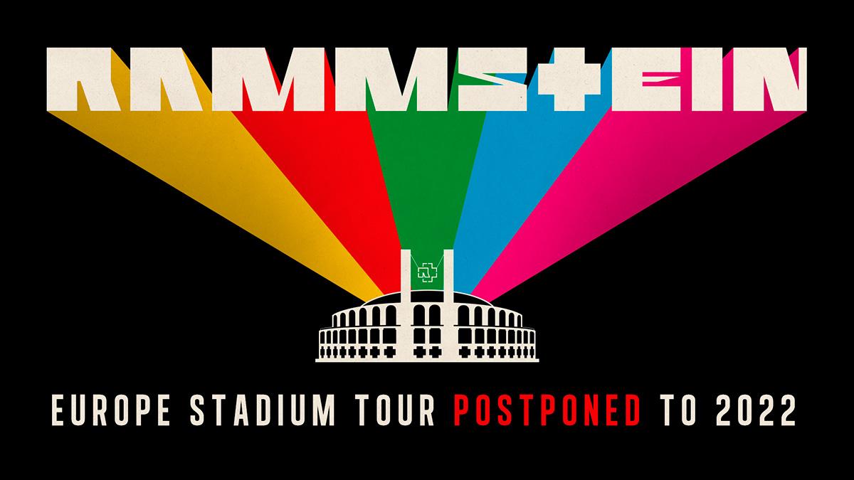 Rammstein Stadiontour 2021 verschoben auf 2022