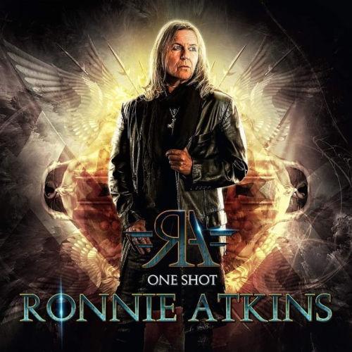 """Das Cover von """"One Shot"""" von Ronnie Atkins"""