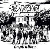Saxon - Inspirations - CD-Cover