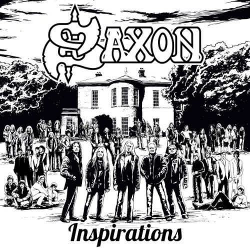 Saxon - Inspirations - Cover