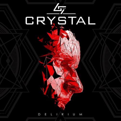 """Das Cover von """"Delirium"""" von Seventh Crystal"""