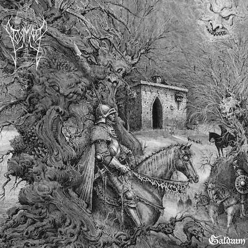 Cover - Stormkeep – Galdrum (EP)