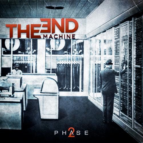 The End Machine - Phase 2 - Cover