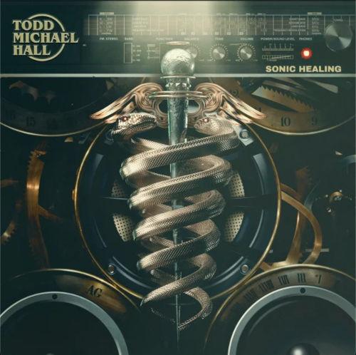 """Das Cover von """"Sonic Healing"""" von Todd Michael Hall"""