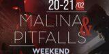Cover - Leprous (Livestream: Malina & Pitfalls)