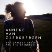 Anneke van Giersbergen - The Darkest Skies Are The Brightest - CD-Cover