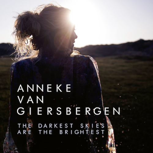 Cover - Anneke van Giersbergen – The Darkest Skies Are The Brightest