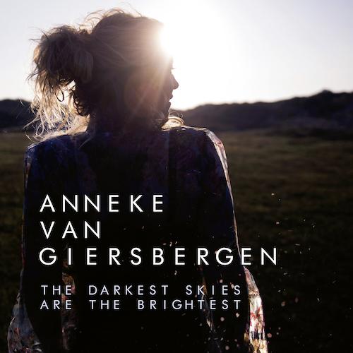 Anneke van Giersbergen - The Darkest Skies Are The Brightest - Cover