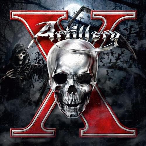 Cover - Artillery – X