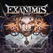 Exanimis - Marionnettiste - CD-Cover