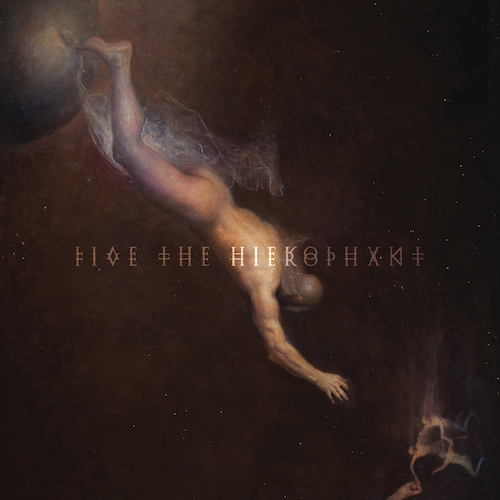 Cover - Five The Hierophant – Through Aureate Void