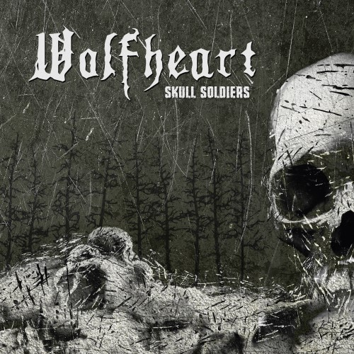 Cover - Wolfheart – Skull Soldiers (EP)