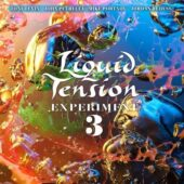 Liquid Tension Experiment - LTE 3 - CD-Cover