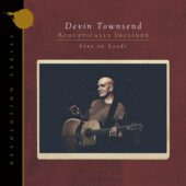 Devin Townsend - Acoustically Inclined - Live in Leeds - CD-Cover