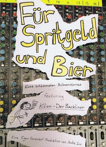 Cover - Egon Forever! – Für Spritgeld und Bier