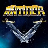 Antioch - V (EP) - CD-Cover