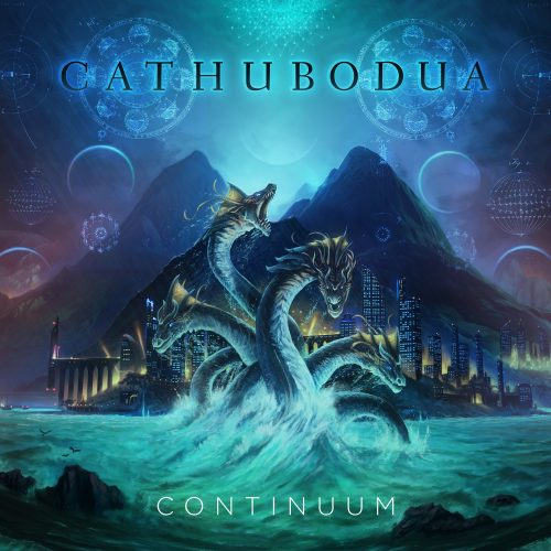 """Das Cover von """"Continuum"""" von Cathubodua"""