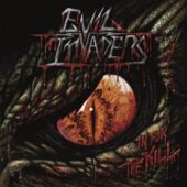 Evil Invaders - In For The Kill (EP) - CD-Cover