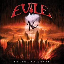 """Das Cover von """"Enter The Grave"""" von Evile"""
