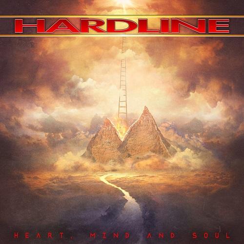 """Das Cover von """"Heart, Mind And Soul"""" von Hardline"""
