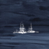 Kauan - Ice Fleet - CD-Cover