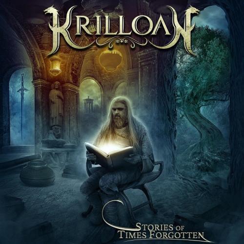 """Das Cover von """"Stories Of Times Forgotten"""" von Krilloan"""