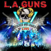 L.A. Guns - Cocked And Loaded Live - CD-Cover