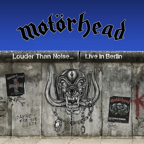 Motörhead - Louder Than Noise... Live In Berlin - Cover