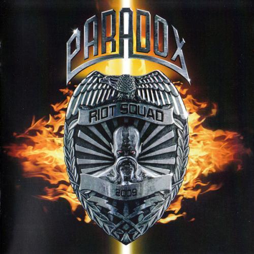 Cover - Paradox – Riot Squad