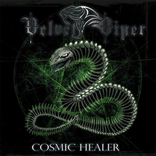 """Das Cover von """"Cosmic Healer"""" von Velvet Viper"""