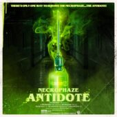 Wednesday 13 -  Necrophaze – Antidote (EP) - CD-Cover