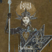 Gojira - Fortitude - CD-Cover