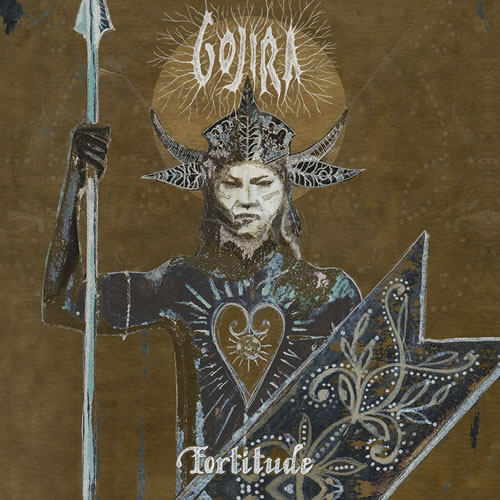 Gojira - Fortitude - CD-Cover