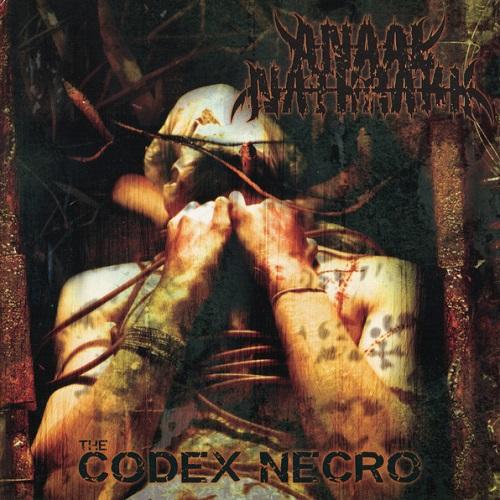 Cover - Anaal Nathrakh – The Codex Necro