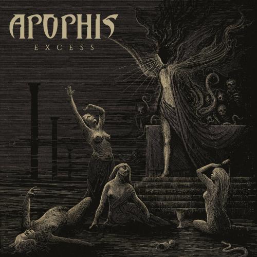 """Das Cover von """"Excess"""" von Apophis"""