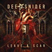 Dee Snider - Leave A Scar - CD-Cover