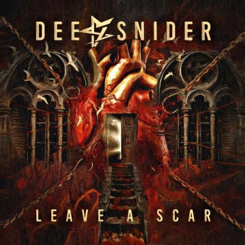 Cover - Dee Snider – Leave A Scar