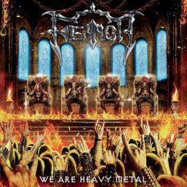 """Das Cover von """"We Are Heavy Metal"""" von Feanor"""