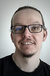 Foto des Redakteurs Justus Ledig