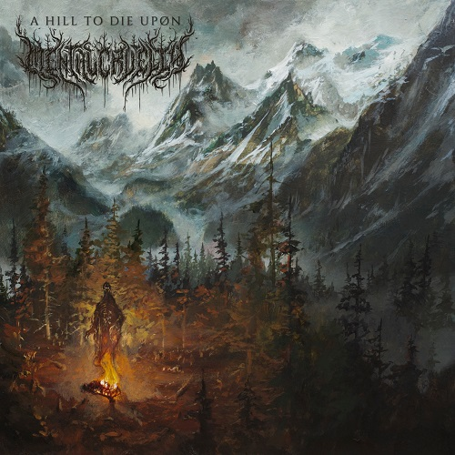 Cover - Mental Cruelty – A Hill To Die Upon